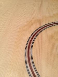 scraped rosette